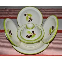 Service Couscous Olive