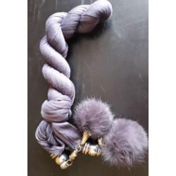 Écharpes Pompon