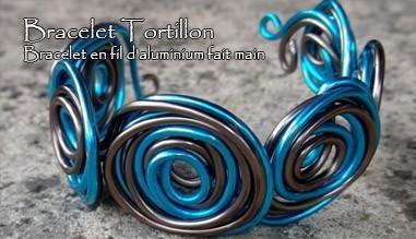 Bracelet Tortillon